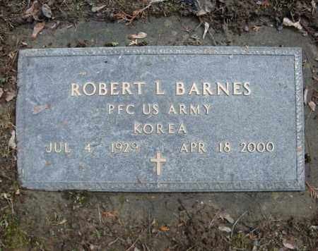BARNES (KOR), ROBERT L - Schenectady County, New York | ROBERT L BARNES (KOR) - New York Gravestone Photos