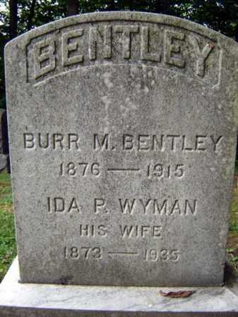 BENTLEY, IDA P - Schenectady County, New York | IDA P BENTLEY - New York Gravestone Photos