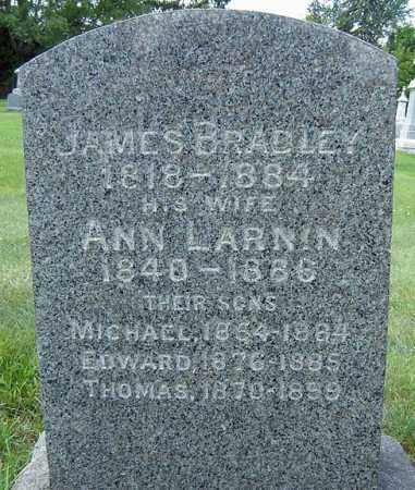 BRADLEY, THOMAS - Schenectady County, New York | THOMAS BRADLEY - New York Gravestone Photos