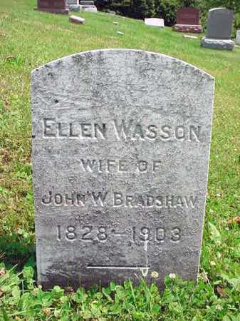 BRADSHAW, ELLEN - Schenectady County, New York | ELLEN BRADSHAW - New York Gravestone Photos