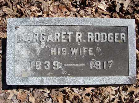 RODGER, MARGARET R - Schenectady County, New York | MARGARET R RODGER - New York Gravestone Photos