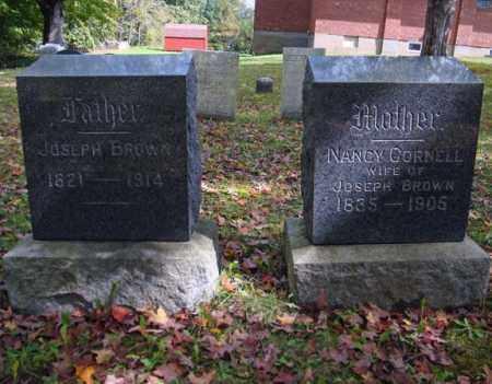 CORNELL BROWN, NANCY - Schenectady County, New York | NANCY CORNELL BROWN - New York Gravestone Photos