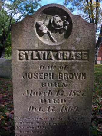 BROWN, SYLVIA - Schenectady County, New York | SYLVIA BROWN - New York Gravestone Photos