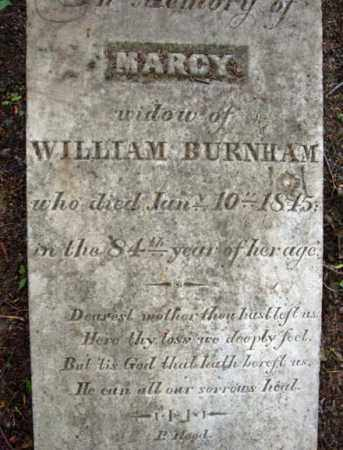 BURNHAM, MARCY - Schenectady County, New York | MARCY BURNHAM - New York Gravestone Photos
