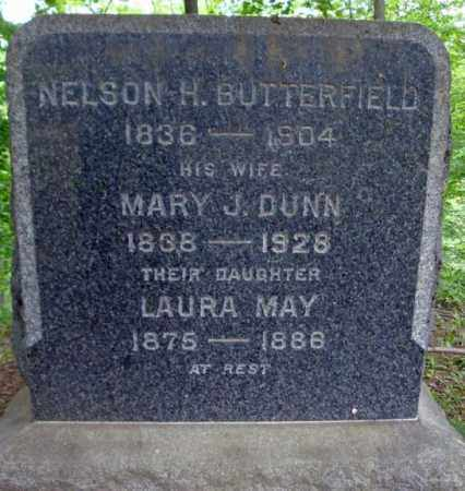 BUTTERFIELD, MARY J - Schenectady County, New York | MARY J BUTTERFIELD - New York Gravestone Photos