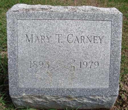 CARNEY, MARY T - Schenectady County, New York   MARY T CARNEY - New York Gravestone Photos