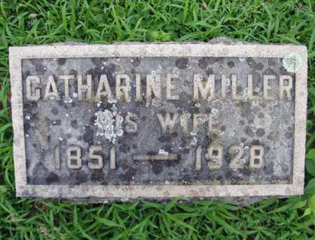 MILLER CARR, CATHARINE - Schenectady County, New York | CATHARINE MILLER CARR - New York Gravestone Photos