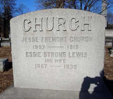LEWIS, ESSIE STRONG - Schenectady County, New York | ESSIE STRONG LEWIS - New York Gravestone Photos