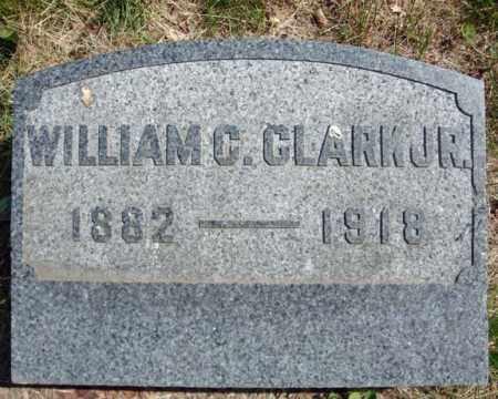 CLARK, WILLIAM C - Schenectady County, New York | WILLIAM C CLARK - New York Gravestone Photos