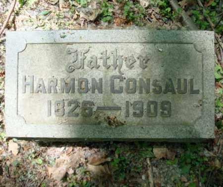 CONSAUL, HARMOND - Schenectady County, New York | HARMOND CONSAUL - New York Gravestone Photos