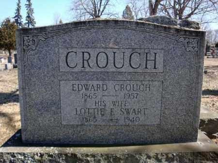CROUCH, LOTTIE F - Schenectady County, New York | LOTTIE F CROUCH - New York Gravestone Photos