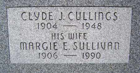 CULLINGS, MARGIE E - Schenectady County, New York | MARGIE E CULLINGS - New York Gravestone Photos
