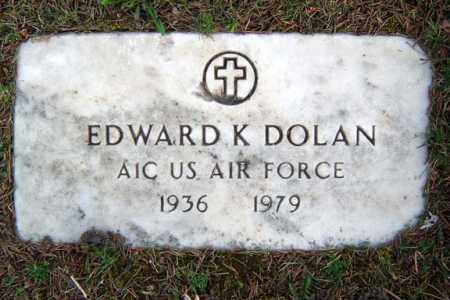 DOLAN, EDWARD K - Schenectady County, New York | EDWARD K DOLAN - New York Gravestone Photos