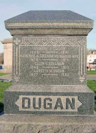 DUGAN, RICHARD F - Schenectady County, New York | RICHARD F DUGAN - New York Gravestone Photos