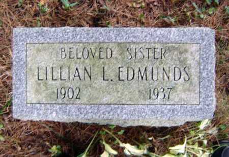 EDMUNDS, LILLIAN L - Schenectady County, New York | LILLIAN L EDMUNDS - New York Gravestone Photos