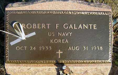 GALANTE (KOR), ROBERT F - Schenectady County, New York   ROBERT F GALANTE (KOR) - New York Gravestone Photos