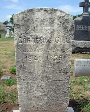 GILL, CORNELIUS - Schenectady County, New York   CORNELIUS GILL - New York Gravestone Photos