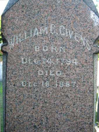 GIVENS, WILLIAM C - Schenectady County, New York | WILLIAM C GIVENS - New York Gravestone Photos