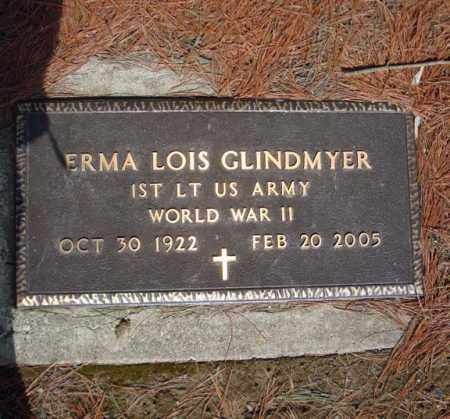 GLINDMYER (WWII), ERMA LOIS - Schenectady County, New York | ERMA LOIS GLINDMYER (WWII) - New York Gravestone Photos