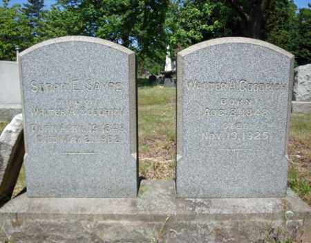 GOODRICH, WALTER A - Schenectady County, New York | WALTER A GOODRICH - New York Gravestone Photos