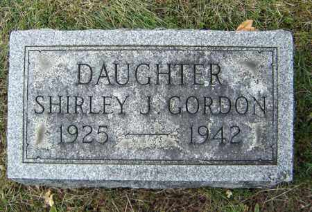 GORDON, SHIRLEY J - Schenectady County, New York | SHIRLEY J GORDON - New York Gravestone Photos