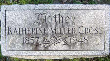 MILLER, KATHERINE - Schenectady County, New York | KATHERINE MILLER - New York Gravestone Photos