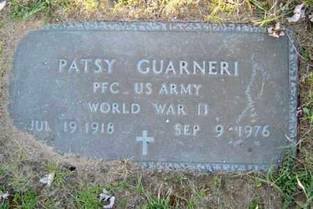 GUARNERI, PATSY - Schenectady County, New York | PATSY GUARNERI - New York Gravestone Photos