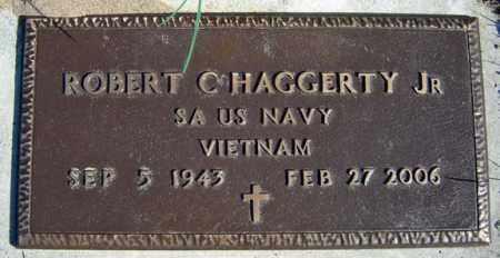 HAGGERTY, ROBERT C - Schenectady County, New York | ROBERT C HAGGERTY - New York Gravestone Photos