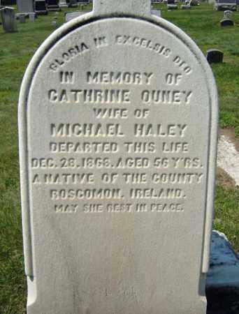 HALEY, CATHRINE - Schenectady County, New York   CATHRINE HALEY - New York Gravestone Photos
