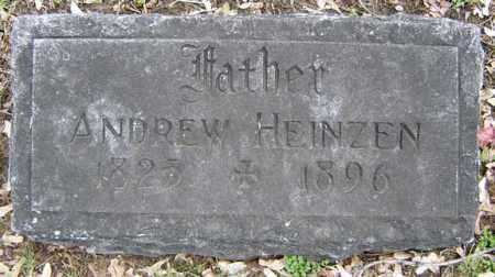 HEINZEN, ANDREW - Schenectady County, New York | ANDREW HEINZEN - New York Gravestone Photos