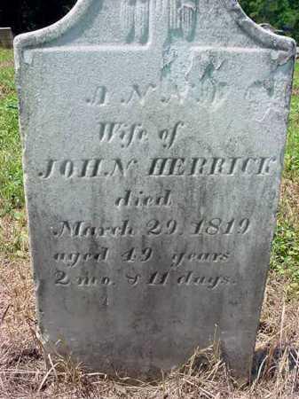 HERRICK, ANNA - Schenectady County, New York   ANNA HERRICK - New York Gravestone Photos