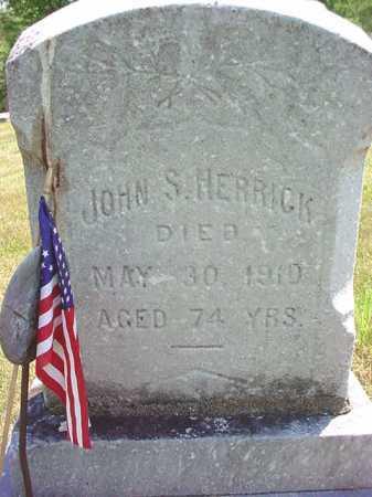 HERRICK, JOHN S - Schenectady County, New York | JOHN S HERRICK - New York Gravestone Photos