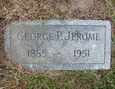 JEROME, GEORGE P - Schenectady County, New York | GEORGE P JEROME - New York Gravestone Photos