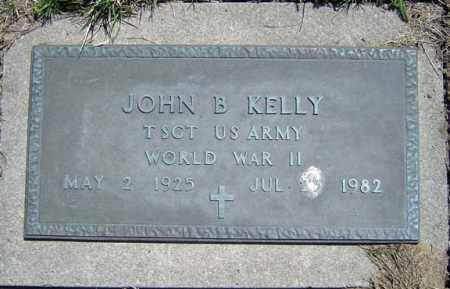 KELLY, JOHN B - Schenectady County, New York | JOHN B KELLY - New York Gravestone Photos