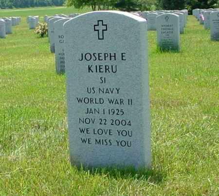KIERU, JOSEPH - Schenectady County, New York   JOSEPH KIERU - New York Gravestone Photos