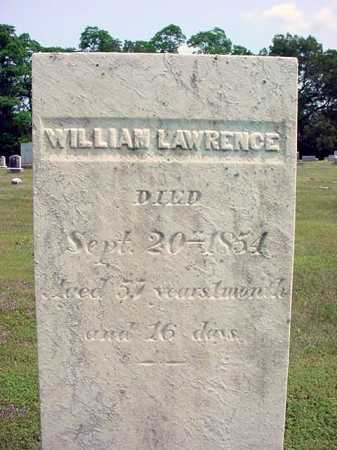 LAWRENCE, WILLIAM - Schenectady County, New York   WILLIAM LAWRENCE - New York Gravestone Photos