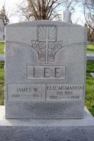 LEE, JAMES W - Schenectady County, New York | JAMES W LEE - New York Gravestone Photos