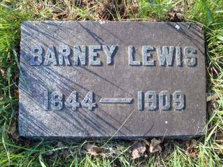 LEWIS, BARNEY - Schenectady County, New York   BARNEY LEWIS - New York Gravestone Photos