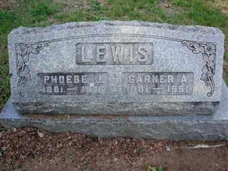 LEWIS, GARNER A - Schenectady County, New York | GARNER A LEWIS - New York Gravestone Photos