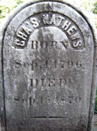 MATHEWS, CHARLES - Schenectady County, New York | CHARLES MATHEWS - New York Gravestone Photos