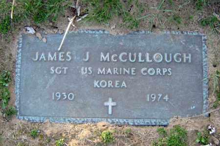 MCCULLOUGH, JAMES J - Schenectady County, New York | JAMES J MCCULLOUGH - New York Gravestone Photos