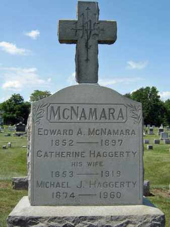 MCNAMARA, EDWARD A - Schenectady County, New York | EDWARD A MCNAMARA - New York Gravestone Photos