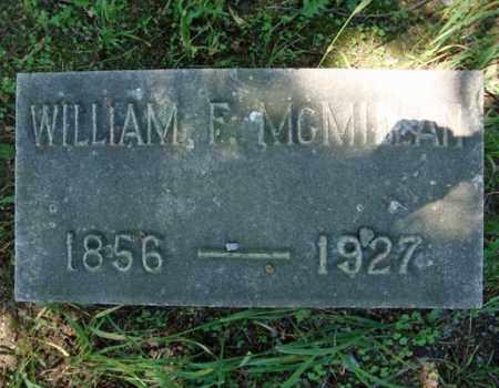MCMILLAN, WILLIAM F - Schenectady County, New York | WILLIAM F MCMILLAN - New York Gravestone Photos