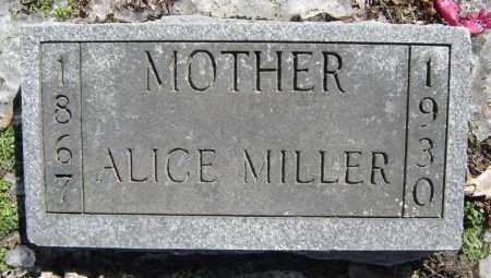 MILLER, ALICE - Schenectady County, New York | ALICE MILLER - New York Gravestone Photos