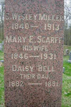 MILLER, C WESLEY - Schenectady County, New York | C WESLEY MILLER - New York Gravestone Photos