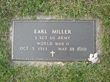MILLER, EARL - Schenectady County, New York | EARL MILLER - New York Gravestone Photos