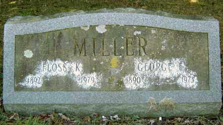 MILLER, GEORGE E - Schenectady County, New York | GEORGE E MILLER - New York Gravestone Photos