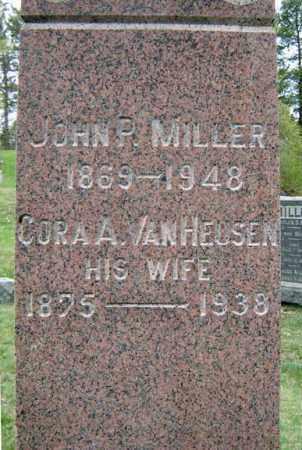 MILLER, JOHN P - Schenectady County, New York | JOHN P MILLER - New York Gravestone Photos