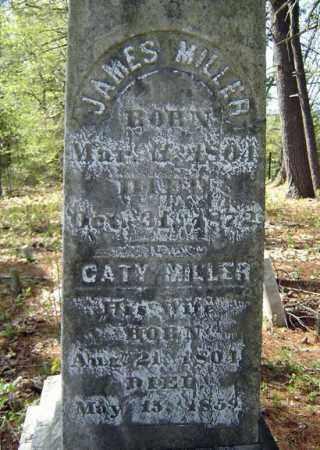 MILLER, JAMES - Schenectady County, New York | JAMES MILLER - New York Gravestone Photos