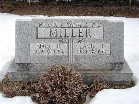 MILLER, MARY P - Schenectady County, New York | MARY P MILLER - New York Gravestone Photos